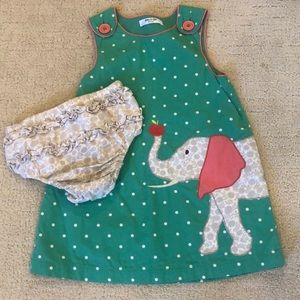 Baby Boden Jumper Dress 12-18 months